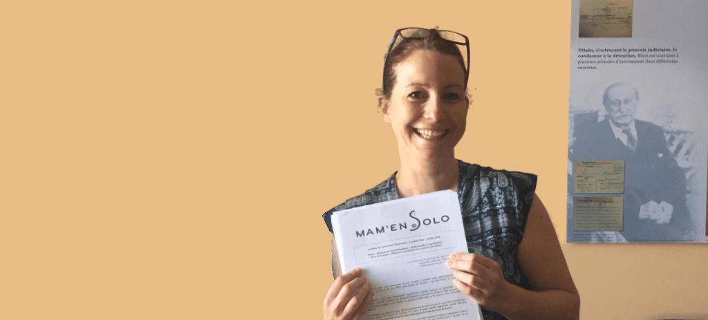 Mamensolo au Conseil d'Etat en Juillet 2018