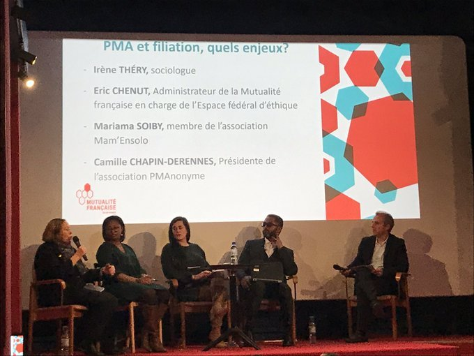 Mutualité Française - Participation de Mariama