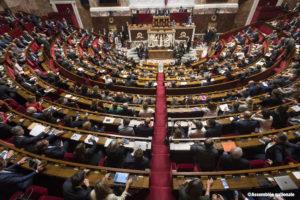 Hemicycle Assemblée Nationale